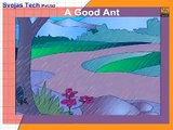 A Good Ant Moral Story-stories-tales-stories for kids-english stories-stories for children