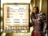 My oblivion character level 99 xbox 360