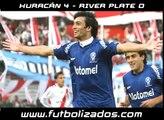 Huracán 4-0 River Plate | Torneo Clausura 2009