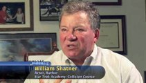 At what point did William Shatner truly become Captain James Kirk?: William Shatner On The Star Trek Books