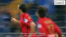 Zlatan Ibrahimovic 2 nd Goal Bastia 0 - 2 PSG Coupe de France 11-4-2015