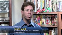 Why are comic books collected?: Collecting Comic Books