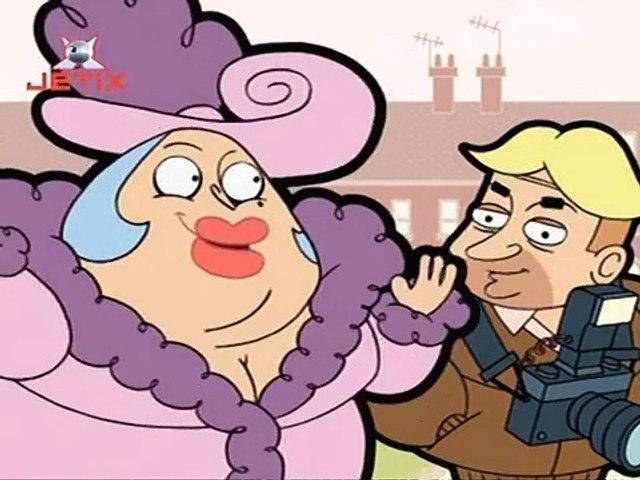 Mr Bean Animated Series - Haircut