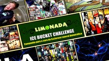 Limonada TV - ICE BUCKET CHALLENGE - Desafio do Gelo - Esclerose Lateral Amiotrófica