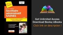 Download PDF Concours Secrtaire administratif et SAENES - Prparation rapide et complte toutes les preuves - Catgorie B - Concours 2015