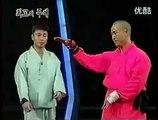 Shaolin Monk vs Taekwondo Master classical martial arts fight