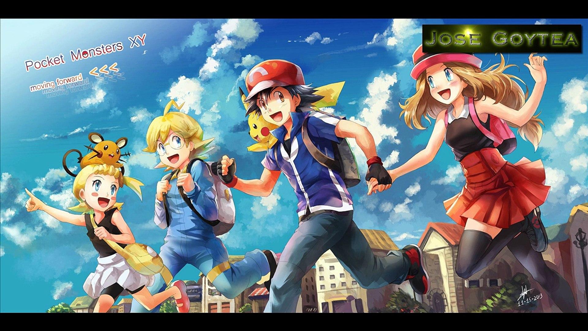 Pokemon XY: Op3 -Getta ban ban Full (HD) - Vídeo Dailymotion
