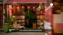 Euronews: Tomorrow's City - The Urban Innovation Buzz