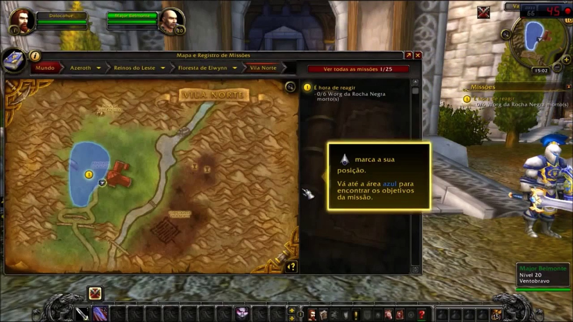 World of Warcraft NVIDIA GEFORCE 820M (2GB)