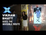 Vikram Bhatt goes the Invisible route | Mr. X's 'Invisible Mirror' launch
