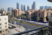 Fully Furnished two bedroom apartment in Boulevard central  Available now.