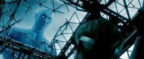 Watchmen Dr Manhattan vs Ozymandias