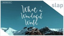 TIAGO IORC   What a Wonderful World (Música de abertura da novela Sete Vidas)