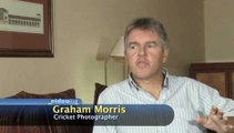 Do you have to have an interest in cricket to become a cricket photographer?: Becoming A Cricket Photographer