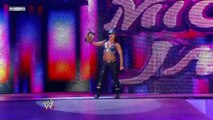 Women's Championship: Mickie James © vs. Michelle McCool (w/ Layla) - Special Referee: Vickie Guerrero