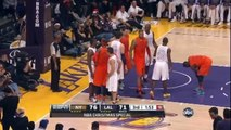 Tyson Chandler Is About To Knockout (Metta World Peace)Ron Artest X-Mas 2012