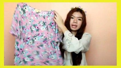 Spring/Summer Thirft Haul | Yzabelle Provido