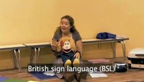 How To Use British Sign Language To Sign The Alphabet