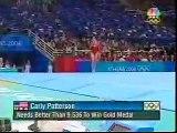 2004 Athens Olympics Gymnastics Carly Patterson