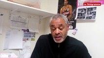 Basket (N1). UJAP Quimper - GET Vosges (80-73) : la réaction d'Hugues Occansey