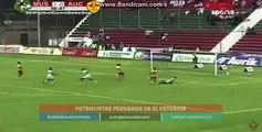 Giancarlo Carmona marcó su segundo gol con el Mushuc Runa de Ecuador