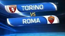 [12-4-2015] Torino 1-1 Roma [Serie A] Highlights
