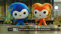 euronews focus - يوسو:بوابة كوريا الجنوبية لعرض روائع البحر في إكسبو 2012