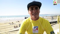 Surf: Les Sables d'Olonne Coupe de France  2015 - Euskadi Surf TV