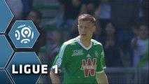 But Franck TABANOU (18ème) / AS Saint-Etienne - FC Nantes (1-0) - (ASSE - FCN) / 2014-15