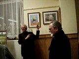 Kiállítás megnyitó Szakke 2010. Bálványos Huba és Boldog Imre.mpg