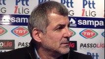 Samsunspor-Orduspor maç sonu açıklamalar