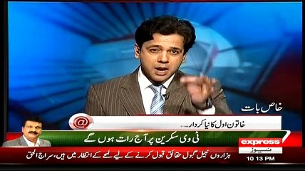 @ Q with Ahmed Qureshi - 12th April 2015