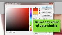 Photoshop CS5 Tutorials - How to change lip color in photoshop CS5, Apply lipstick [Photoshop CS5 ]