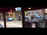 Confrontations Supporters bastiais vs Police | PSG vs Bastia (4-0)