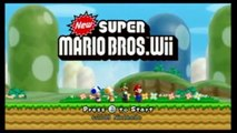 Real Life Gaming - New Super Mario Bros Wii: World 8 - FInal Boss Battle Gameplay Video (HD)