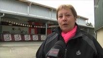 Mondial Football Montaigu : Les bénévoles à l'œuvre (Vendée)