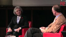Discussion: Steven Pinker on the Better Angels of our Nature - IQ2 talks
