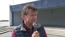 Olivier BECQUET, Comité Régional des Pêches (CRPMEM) de Haute-Normandie (Le Tréport)