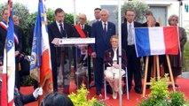 1 - Inauguration de la place Jean TRANAPE à Rueil-Malmaison le 11 avril 2015 - A - Présentation et allocution du Colonel Fred MOORE