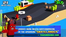 Crossy Road Meets Skateboarding the Best Indie Game at PGConnect GameHack Mumbai 2015