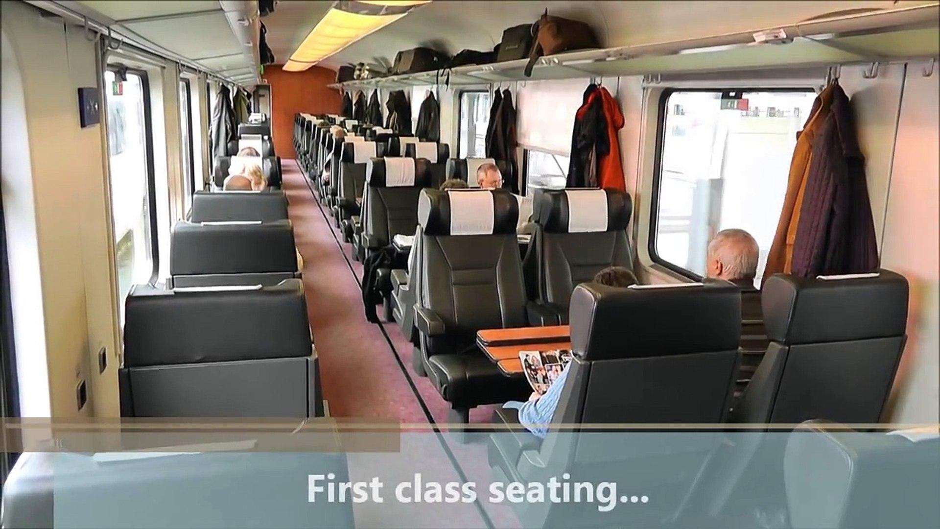 Brenner Pass: Innsbruck-Verona by EuroCity train