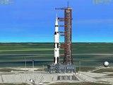 Apollo 11 Orbiter Space Flight Simulator *UPDATED*