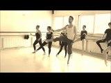 Julien MATHIEU Professeur de Danse