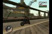 GTA Alien City (GTA San Andreas mod) (Beta version)