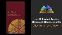 Die Bibel Altes und Neues Testament Einheitsbersetzung PDF