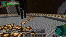 MUTANT ZOMBIE VS ENDER TITAN - Minecraft Mob Battles - Mutant Creatures & Farlanders Mods