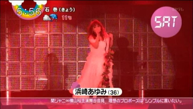 ZIP! ayumi hamasaki ARENA TOUR 2015 A Cirque de Minuit ~真夜中のサーカス~ Ayumi Hamasaki