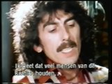 George Harrison about Beatles break up and possible reunion, LSD, Klein...1977