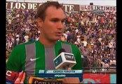 """George Forsyth: """"En Alianza Lima nos confiamos y eso está prohibido"""""""
