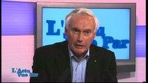 L'Actu Vue Par les Entrepreneurs - Michel VINCENT / Le Mans Sarthe Investissement - 02/04/2015